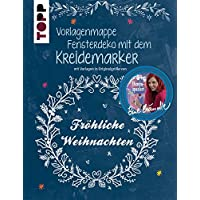 Frech Vorlagenmappe Fensterdeko mit dem Kreidemarker (Buch), Buch > Sachbuch > Ratgeber > Hobby, Freizeit, Natur > Basteln & Handarbeiten
