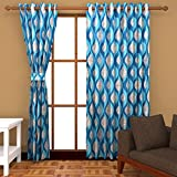 Freehomestyle Modern Window Curtain, 5 F...
