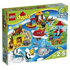 LEGO DUPLO 10805 – Einmal um die Welt