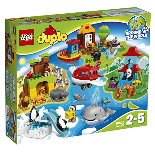 LEGO Duplo 10805 - Viaggio Intorno al Mondo