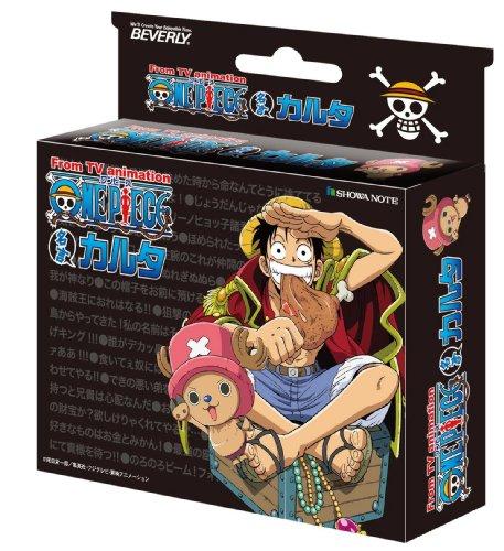 One Piece Karuta Japan Card Game Anime Manga Luffy Chopper (japan import)