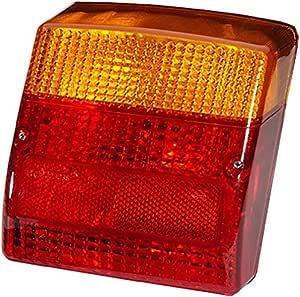 Hella 9el 990 142 001 Lichtscheibe Heckleuchte Einbauort Links Rechts Auto