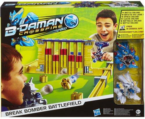 Hasbro B-Daman - Break Bomber Battlefield Arena Set