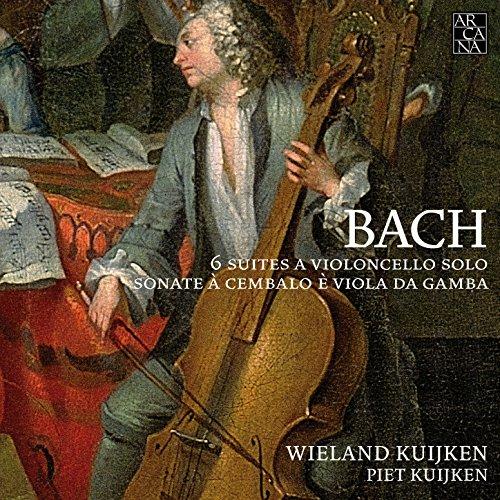 Bach: 6 suites a violoncello s...