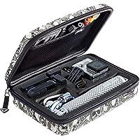 Helmkamera SP POV Case 3.0 Small GoPro-Edition skull (für Hero 1, 2, 3, 3+)