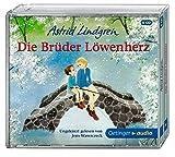 Die Brüder Löwenherz (5 CD): Ungekürzte Lesung mit Jens Wawrczeck