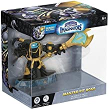 Activision Blizzard Playstation 4: Skylanders Imaginators Personaggi Sensei: Pit Boss Figurina