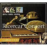 Coffret Ricercar Consort Instrumental