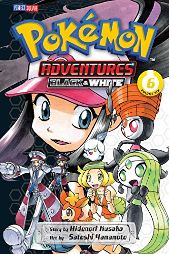 POKEMON ADV BLACK & WHITE GN VOL 06