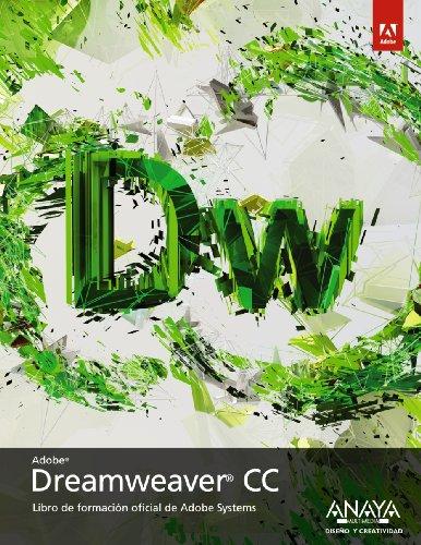 Dreamweaver CC (Diseño Y Creatividad) por Adobe Press