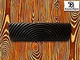 #7: Kayra Decor Special Effect Big Wood Grain for Wall Decor, Standard Size (Multicolour)