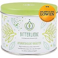 BitterLiebe® Teemanufaktur Ayurvedische Kräuter Bio Kräutertee lose mit der Kraft der Bitterstoffe I Bitterkräuter…