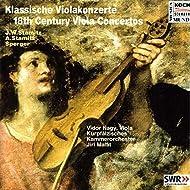 18th Century Viola Concertos