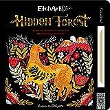 Etchart: Hidden Forest: Reveal the wonders of the wild in 9 amazing Etchart scenes