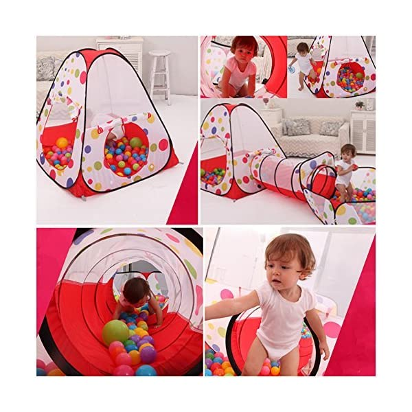 6ba03276da4 Play House Tent Tunnel