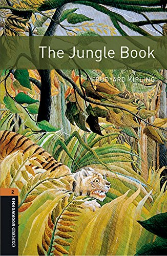 Oxford Bookworms Library: Oxford Bookworms 2 The Jungle Book MP3 Pack