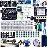 Elegoo Progetto Arduino Scheda UNO R3 Starter Kit Super per Principianti con Tutorial in Italiano Learing Kit di Apprendimento immagine