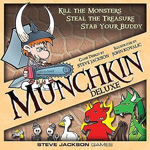 Munchkin Extension - Munchkin - 332182 - Jeu De Cartes