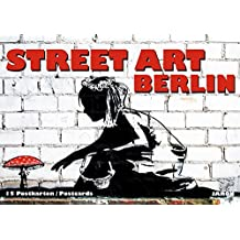 Street Art Berlin: 15 Postkarten / Postcards