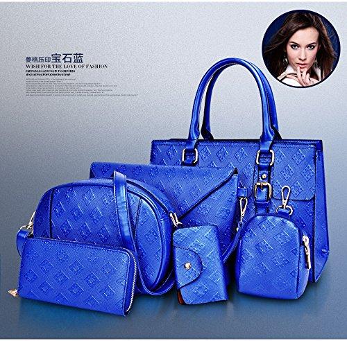 Jo , Damen Tote-Tasche Blau