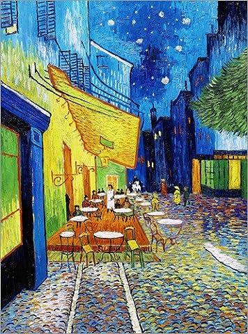 Toile Van Gogh - Reproduction sur toile 60 x 80 cm: