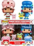 Funko - Figurine Charlotte Aux Fraises - 2-Pack Strawberry & Blueberry Exclu Pop 10cm - 0889698120234