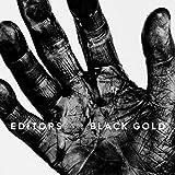 Anklicken zum Vergrößeren: Editors - Black Gold (Audio CD)