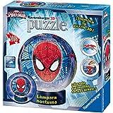 Spider-Man - Puzzle 3D con lámpara (Ravensburger 12257)