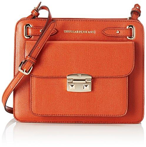 trussardi-jeans-vail-pochette-da-giorno-25-cm-orange