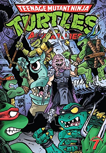 Teenage Mutant Ninja Turtles Adventures Vol. 7 (English ...