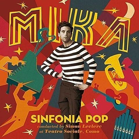 Sinfonia Pop - Sinfonia Pop - Édition Limitée (2CD +