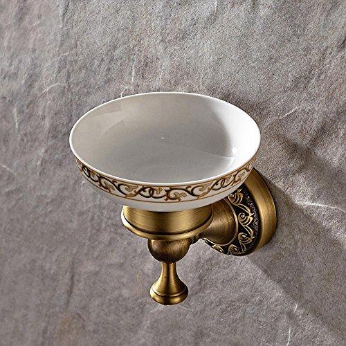 Accessori da bagno sapone piatto per Lina @ rame a parete bagno posacenere hotel Continental