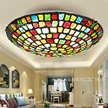 Schlafzimmer Mit LED Deckenleuchte Mediterran Mosaik Hyun Schalten Die  Lichter Der Funktionen Von Restaurant Und Bar