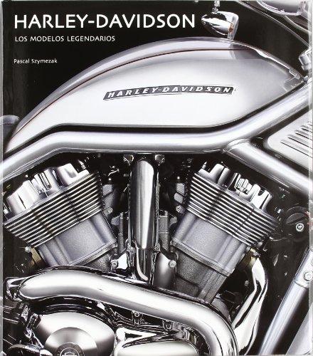 Harley-davidson - los modelos legendarios (Transport Book (lu))