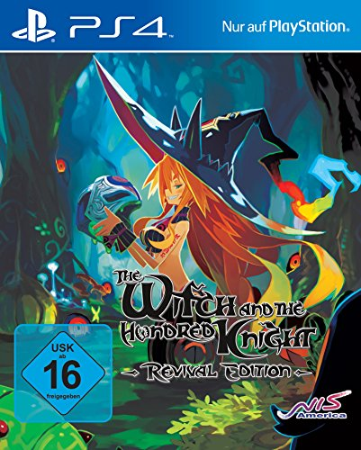 The Witch And The Hundred Knight (Revival Edition) [Importación Alemana]