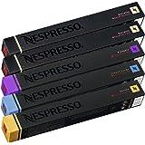 Nespresso Sélection de café sans caféine - 50 Capsules