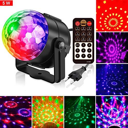 Luces discoteca,Tintec Luces LED fiesta
