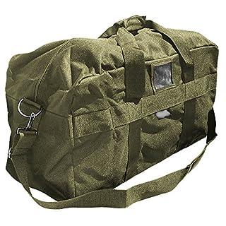 Commando Industries US Army Airforce Bag Große Sport- und Reisetasche 57L (Oliv)