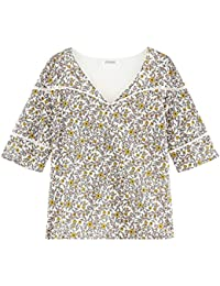 Promod Shirt mit Häkelschmuckband