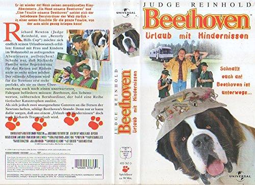 Preisvergleich Produktbild Beethoven 3 / Urlau Vhs Rental