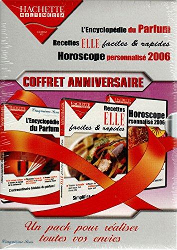 Preisvergleich Produktbild Coffret Femme : Encyclopédie du parfum,  Recettes rapides