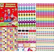 Kids Create: Reward Stickers Pad (10 Sheets) by Amazon