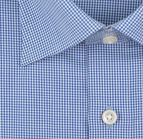 Luxor Chemise à manches longues pour homme Bleu - Bleu foncé