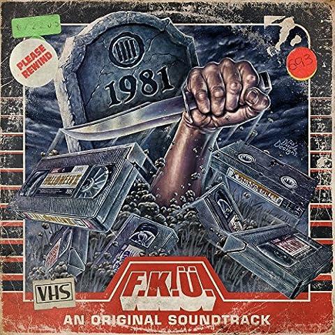 1981 (Ltd.Transparent Red Splatter Vinyl) [Vinyl LP]