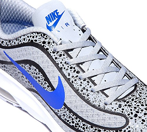 Nike Air Max Mercurial '98, Chaussures de Football Homme Gris (Gris (wolf grey/racer blue-black))