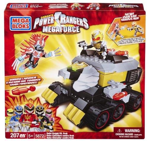 Mega Bloks 5872 - PRMF - Robo Knight Showdown