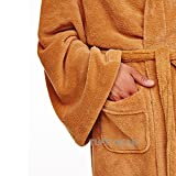 (Grand) Star Wars Mens Fleece Dressing Gown-Jedi