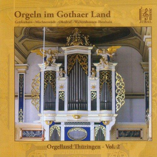 Orgeln im Gothaer Land-Vol.2-
