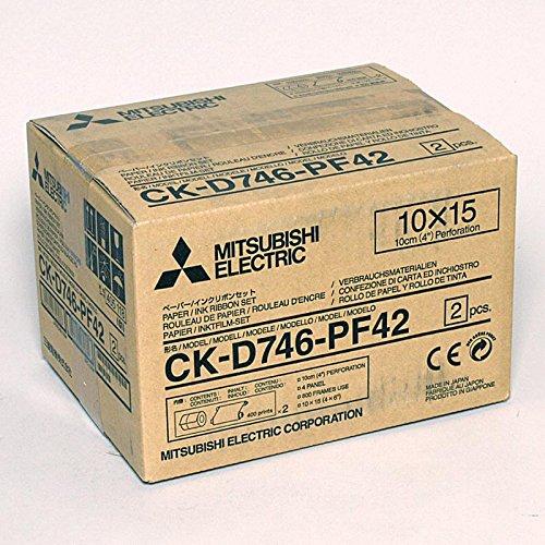 CK D746 PF42 10x15cm für 800 Bilder (2x400) perforiert