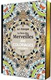 Le livre des Merveilles - 300 coloriages anti-stress